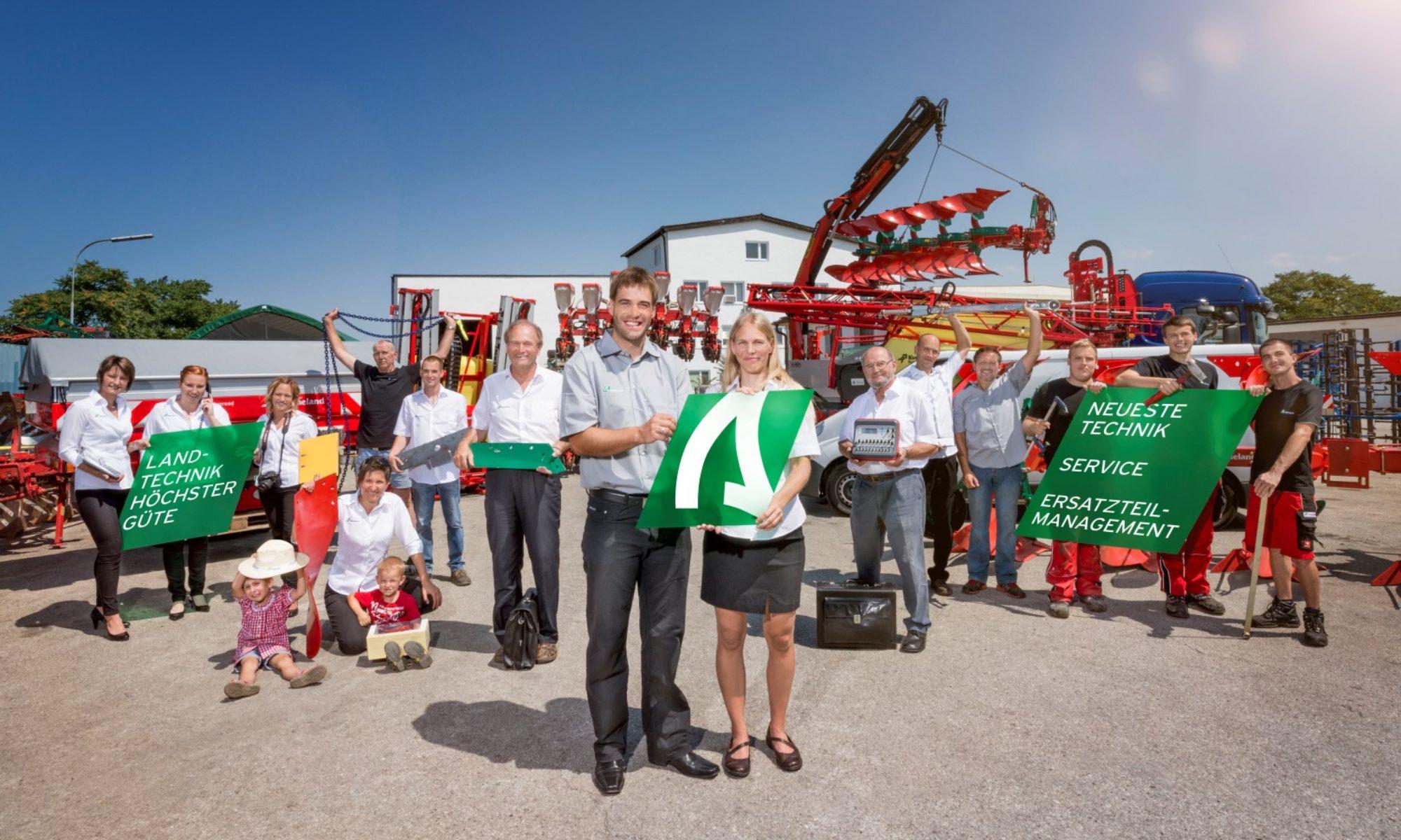 Altmann GmbH Landmaschinen Handel